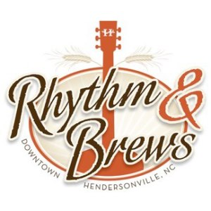 Rhythm and Brews 2014 in Hendersonville, NC